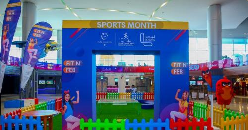 12 Sport Activities You Can Enjoy in Doha Festival City This Month