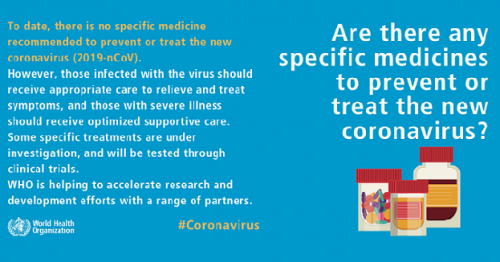 Frequently Asked Questions about Coronavirus Myths
