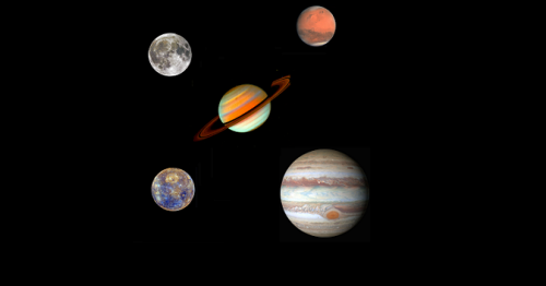 Four Planets to Align with Moon Over Qatar Sky During March