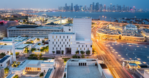 No Rental Fees, Utility Bills for Msheireb Properties' Retailers, F&B Tenants From Today