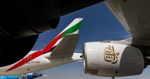 Emirates airlines to suspend passenger operations