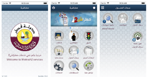 How to Register Minor Road Accidents in Qatar Using Metrash2?