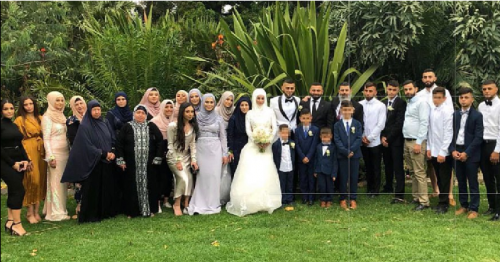 Coronavirus Wedding: Family Allowed to Celebrate 1.5m Apart