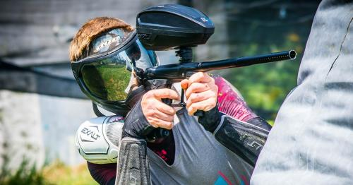 How to Play Paintball Balls?