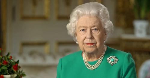 Queen Elizabeth delivers rare coronavirus speech