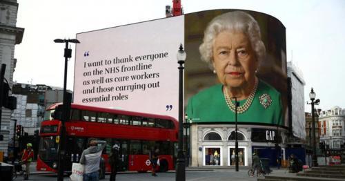 Queen Elizabeth cancels birthday plans as coronavirus hits Britain