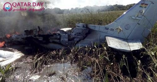 6 Die in Plane Crash in Bolivia