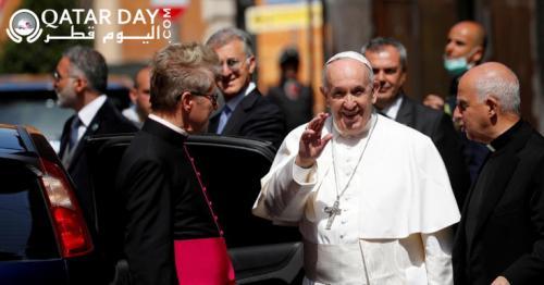 Pope says coronavirus vaccine must be shared worldwide