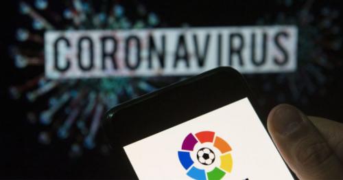 Five players test positive for coronavirus, says La Liga