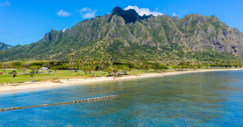 New York tourist is arrested in Hawaii after posting beach pictures on Instagram
