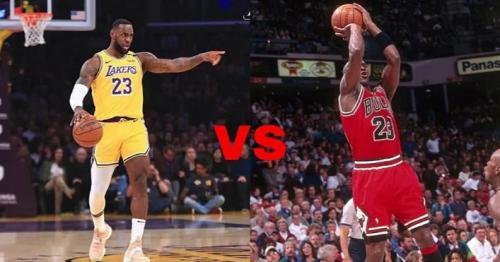 NBA: LeBron James Beats Michael Jordan In 'Every Single Stat,' Former Laker Says