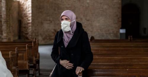 Church in Germany hosts Friday prayers for muslims during coronavirus pandemic