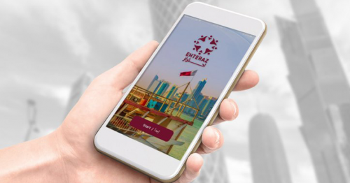 NO ENTRY to hypermarkets in Qatar without GREEN COLOR on Ehteraz app