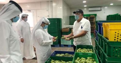 Minister praised Qatari farms