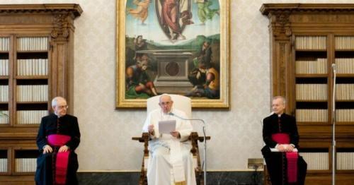 Vatican arrest man over luxury property deal