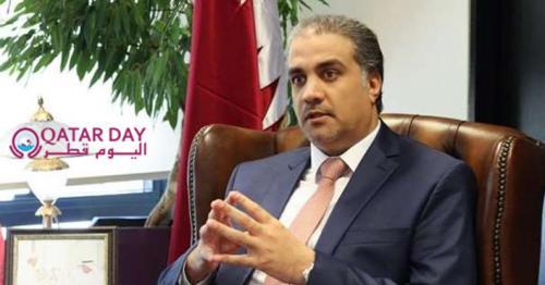 Qatar's Ambassador Highlights Doha- Athens Developing Relations