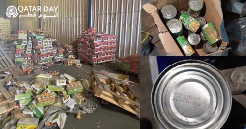 Baladiya shuts down warehouse for selling expired food items