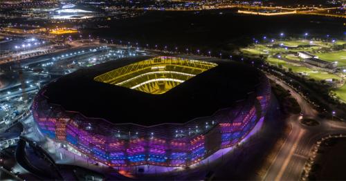 Special programmes to mark completion of third Qatar 2022 stadium
