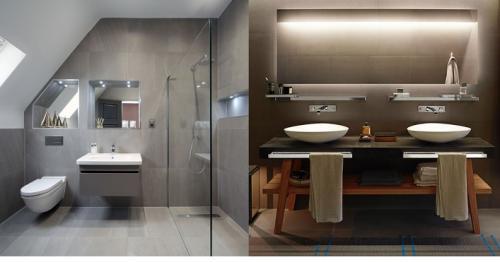 Ideas For Luxury Bathrooms