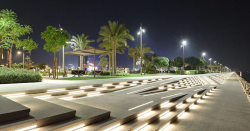 Lusail Marina Promenade reopening to public on 1 July
