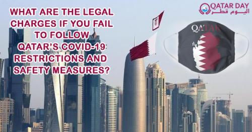 All You Need to Know About Qatar's Legal Charges If Failure to Follow Covid-19 Restrictions