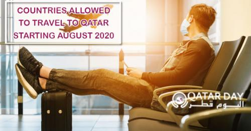Good news: People from these countries can now fly back to Qatar!