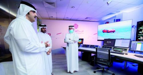 Qatar 2 TV channel launched