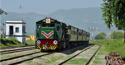 Pakistan's first female railways' station manager removed from position within hours