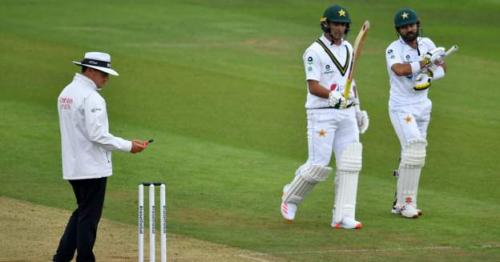 England v Pakistan: Michael Vaughan says pink ball could be used in all Tests