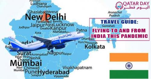 Travel Guide for Indians Flying to and from Qatar This Pandemic