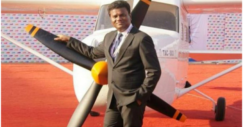 Mumbai Man Who Built Plane On Rooftop Clears First Stage Of Test Flight