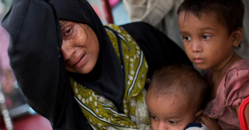 Three years after exodus, global neglect leaves Rohingya stranded in camps