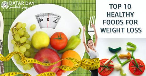 Top 10 Most Weight-Loss-Friendly Foods Supported by Science