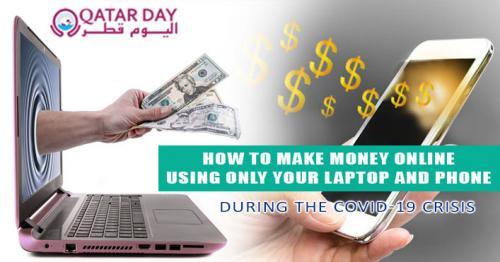 Earn Cash Online, Make Money Online, Pandemic, Covid-19