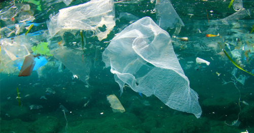 'Staggering' levels of plastic pollution by 2040