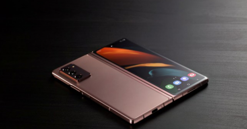 Samsung unveils £1,799 Galaxy Z Fold 2 with 7.6-inch 'Infinity' display