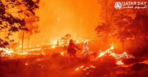 Over 500,000 flee 'unprecedented' Oregon wildfires