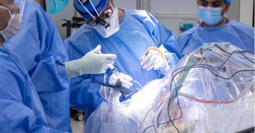 HMC Doctors Perform Brain Tumor Surgery on Awake Patient.