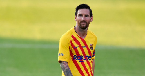 Messi starts Barca friendly as La Liga begins with goalless draw