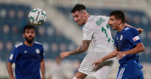 Al Ahli beat Al Khor 1-0 to complete a hat-trick of wins