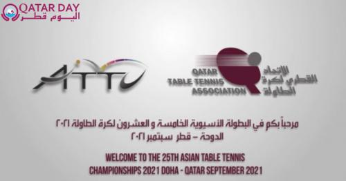 2021 Asian Table Tennis Championships