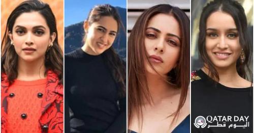 Deepika Padukone, Sara Ali Khan, Rakul Preet Singh, Shraddha Kapoor