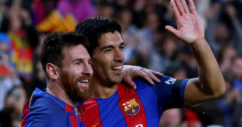 Lionel Messi lashes out at Barcelona for selling of teammate and friend Luis Suárez