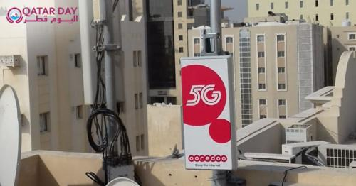 Ooredoo 5G covers 90% of populated areas in Qatar