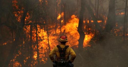 Record California wildfires burn over 4 million acres