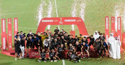 Al Sadd beat Al Arabi 4-0 to win Ooredoo Cup