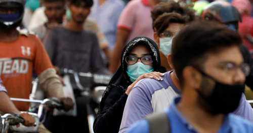 COVID-19: Rs 1,000 fine for not wearing face masks in Karachi