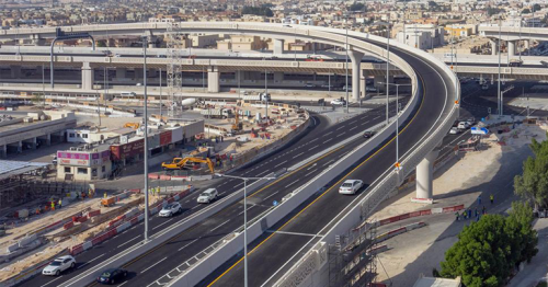 Ashghal completely opens Al Waab, Murraikh interchanges on Sabah Al Ahmad Corridor