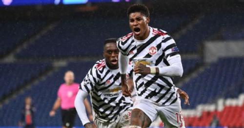 Rashford outdoes Neymar, Mbappe to star as Man United's Paris hero again