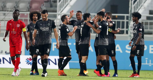 Nam double strike helps Al Sadd beat Duhail SC 3-1